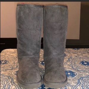Ugg Good Condition Classic Tall Grey